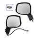 1AMRP01027-2012-13 Honda Civic Mirror Pair