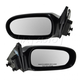 1AMRP01024-1998-99 Mazda 626 Mirror Pair Paint to Match