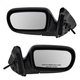 1AMRP01020-Mazda 323 Protege Mirror Pair