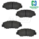 1ABPS00430-Brake Pads Front