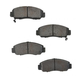 1ABPS00415-Honda Accord Civic Brake Pads Front