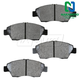 1ABPS00413-Brake Pads  Nakamoto MD948