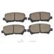 1ABPS00419-Brake Pads Rear
