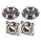 1ASHS00310-Wheel Bearing & Hub Kit Pair