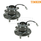 TKSHS00544-2007-13 Suzuki SX4 Wheel Bearing & Hub Assembly Rear Pair  Timken HA590331