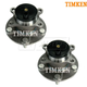 TKSHS00543-2008-13 Suzuki SX4 Wheel Bearing & Hub Assembly Rear Pair  Timken HA590330
