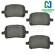 1ABPS00443-Brake Pads Front