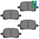 1ABPS00442-Brake Pads Front