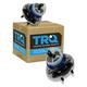 1ASHS00373-Cadillac Wheel Bearing & Hub Assembly  TRQ BHA53506