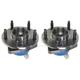 1ASHS00374-Cadillac CTS STS Wheel Bearing & Hub Assembly Pair Front