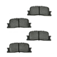 1ABPS00457-Brake Pads Rear  Nakamoto MD885