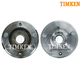 TKSHS00549-2010-15 Chevy Camaro Wheel Bearing & Hub Assembly Rear Pair Timken HA590348