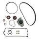 1AEEK00250-Timing Belt Kit with Water Pump  Valve Cover Gasket & Seals