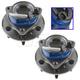 1ASHS00389-2006 Wheel Bearing & Hub Assembly  TRQ BHA53520