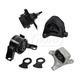 1AEEK00244-Acura RSX Honda Civic Engine & Transmission Mount Kit