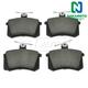 1ABPS00493-Brake Pads