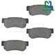 1ABPS00491-Brake Pads Rear  Nakamoto CD813