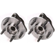 1ASHS00370-Wheel Bearing & Hub Assembly Front Pair