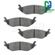 1ABPS00479-Brake Pads  Nakamoto MD967