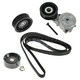 1AEEK00231-Chevy Equinox Pontiac Torrent Serpentine Belt  Tensioner & Pully Kit