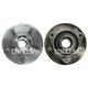 TKSHS00518-Cadillac CTS Chevy Camaro Wheel Bearing & Hub Assembly Rear Pair Timken HA590260