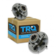 1ASHS00369-Dodge Ram 1500 Truck Wheel Bearing & Hub Assembly Pair