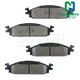 1ABPS00481-Brake Pads Front