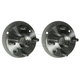 1ASHS00367-Wheel Bearing & Hub Assembly Pair Front