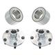 1ASHS00362-2002-06 Nissan Altima Wheel Bearing & Hub Kit Front Pair