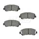 1ABPS00411-Nissan Juke Maxima Sentra Brake Pads Front