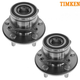 TKSHS00516-Wheel Bearing & Hub Assembly Front Pair Timken HA590228