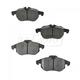 1ABPS00401-Saab 9-3 Brake Pads