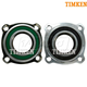 TKSHS00513-2006-10 BMW M5 M6 Wheel Hub Bearing Module Rear