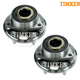 TKSHS00527-Wheel Bearing & Hub Assembly Pair Timken HA590486