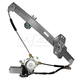 1AWRG00078-Acura EL Honda Civic Window Regulator Driver Side Front