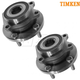 TKSHS00520-2008-14 Subaru Impreza WRX STi Wheel Bearing & Hub Assembly Front Pair