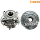 TKSHS00506-Wheel Bearing & Hub Assembly Rear Pair Timken HA590142