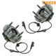 TKSHS00504-Wheel Bearing & Hub Assembly Front  Timken SP450303