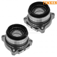 TKSHS00508-2005-17 Toyota Tacoma Wheel Hub Bearing Module Rear Pair  Timken 512294  512295