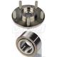 1ASHS00301-Wheel Bearing & Hub Kit Front