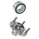 1ASHS00302-2004-06 Kia Amanti Wheel Bearing & Hub Kit Front