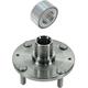 1ASHS00309-Kia Spectra Spectra 5 Wheel Bearing & Hub Kit Front