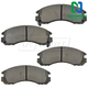 1ABPS00285-Brake Pads Front