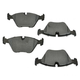 1ABPS00284-BMW Brake Pads Front  Nakamoto MD394