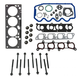 1AEEK00152-2000-04 Ford Focus Head Gasket & Bolt Set