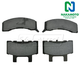 1ABPS00281-Brake Pads Front Nakamoto MD370