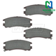 1ABPS00283-Brake Pads Rear