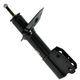 MNSTS00267-Strut Assembly Front  Monroe Sensa-Trac 71661
