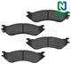 1ABPS00296-Brake Pads Front
