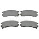 1ABPS00262-Brake Pads Rear